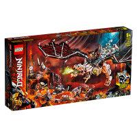【当当自营】LEGO乐高积木 幻影忍者Ninjago系列 71721 骷髅巫师的飞龙 玩具礼物
