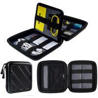 设备收纳包 多功能大容量防震防摔镜头电子产品收纳袋耳机数据线U盘旅行出差整理包