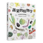 盛口满的手绘自然图鉴:蔬菜的植物学