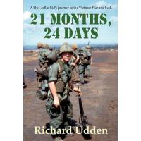 【预订】21 Months, 24 Days: A Blue-Collar Kid's Journey to the