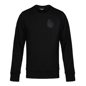adidas阿迪达斯2018新款男子 REALGRA SW TOP 皇马足球卫衣针织套衫CW8700