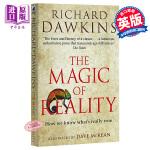【中商原版】自然的魔法:我们如何知道什么是真的 英文原版The Magic of Reality (理查德・道金斯)