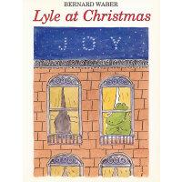 Lyle at Christmas 鳄鱼莱尔在圣诞节上 9780618380022