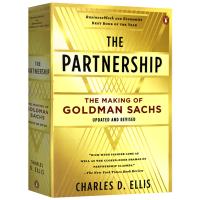 高盛帝国 英文原版 管理类书籍 The Partnership 合伙人制度 投资管理行业书目 企业传记 英文版原版 正