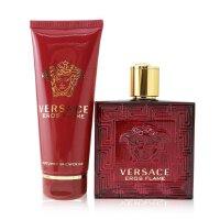 范思哲 Versace �凵窕鹧嫦惴仗籽b:香水���F 100ml/3.4oz + 沐浴�ㄠ� 100ml/3.4oz 2pc