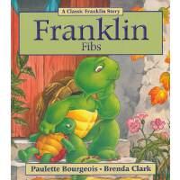 Franklin Fibs小乌龟富兰克林:富兰克林的苍蝇馅饼(经典故事书) ISBN 9781554537747