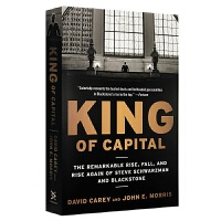 现货 King of Capital 资本之王 英文原版 金融投资进口书籍 全球私募之王黑石集团成长史 英文版原版 进口