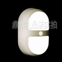 LED人体感应灯 声控光控感应小夜灯 卧室床头小夜灯   周年庆典工艺礼品节能灯