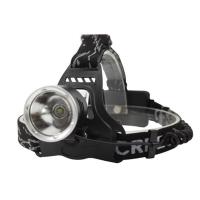 LED充电强光头灯 防水防爆 T6钓鱼打猎自行车头灯
