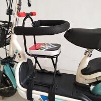 电动摩托车儿童座椅前置宝宝婴儿小孩电瓶踏板车安全坐椅
