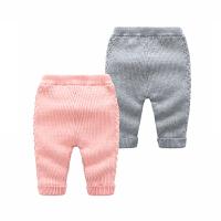 婴儿秋冬装女童装打底裤加绒加厚儿童女宝宝中小童外穿保暖棉裤子