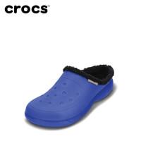 【秒杀价】Crocs卡骆驰男女鞋柔软保暖内里舒适户外洞洞鞋|16195 卡乐彩暖棉克骆格