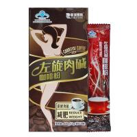 【普瑞曼斯】减肥咖啡 左旋肉碱咖啡粉 10袋/盒 1盒