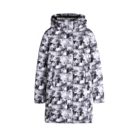 【低价直降,2件折上再打9折】361°女中羽绒服2018年冬季时尚百搭保暖羽绒服