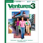 【预订】Ventures Level 3 Student's Book