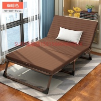 午休单人双人办公室歇息午睡陪护午睡行军沙发免安装折叠床
