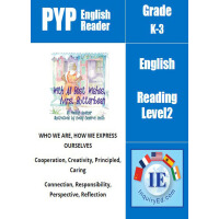 PYP: Reader-2- Friendship, Love & Caring With all Best Wishe