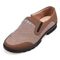 老北京布鞋男款休闲鞋 流行男鞋棉麻透气单鞋