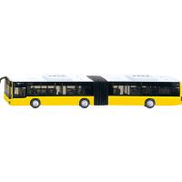 儿童仿真合金玩具公交车巴士模型1:50铰接式公共汽车3736