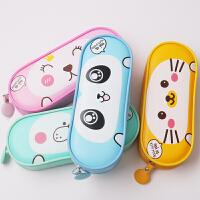 韩国文具盒儿童可爱少女心大容量卡通小学生初中生创意简约铅笔袋