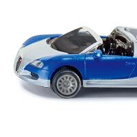 仿真合金汽车模型儿童轿车玩具布加迪威龙跑车1353