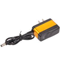钓鱼灯手电筒5.5mm直充2A大电流18650电池组充电器4.2V手提探照灯