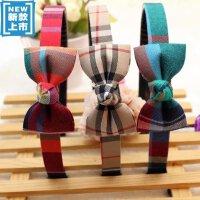 韩版儿童发饰头饰配饰品儿童女童宝宝发箍简约蝴蝶结新款发箍有齿