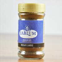 JABLUM原装牙买加进口蓝山速溶咖啡粉56.7克 蓝山 黑咖啡