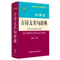 小学生古诗文名句辞典(小学语文工具书系列)