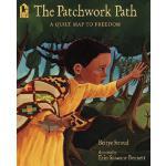 【预订】The Patchwork Path A Quilt Map to Freedom
