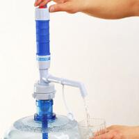 加长到桶底电动饮水器/电动泵/压水机/饮水机抽水压水泵 电池式