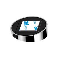 后视镜小圆镜汽车反光镜盲点辅助镜360度可调盲区镜广角倒车镜