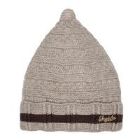 户外男女童毛线护耳帽韩版儿童保暖针织帽子可爱尖尖帽