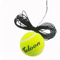 天龙网球T802C带线训练网球自学练习球加强皮绳