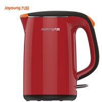 【九阳旗舰店】JYK-17F05A 电热水壶 开水煲 双层防烫 1.7升大容量 304不锈钢壶体