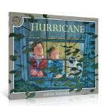 顺丰发货 Hurricane 飓风 美国儿童文学David Wiesner大卫・威斯纳 凯迪克大奖作者作品 4-8岁英