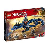 【当当自营】LEGO乐高积木幻影忍者Ninjago系列70652 8-14岁雷电暴风神龙