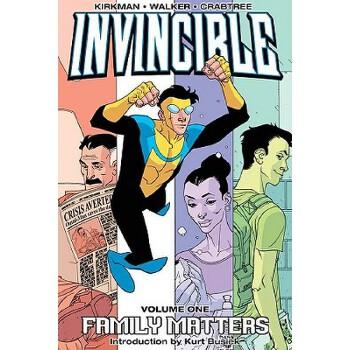 【预订】Invincible Volume 1: Family Matters 预订商品,需要1-3个月发货,非质量问题不接受退换货。