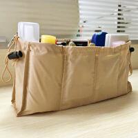 妈咪包包内胆分格包多功能包中包收纳包妈妈整理包化妆包防水型