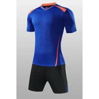 儿童足球服套装男女定制短袖足球小学生训练服比赛组队服