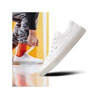 安踏男鞋帆布鞋2020春季新款官网低帮板鞋轻便运动鞋男时尚休闲鞋91918003