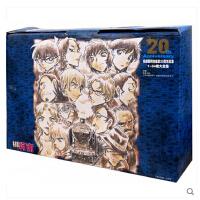 名侦探柯南连载20周年纪念1-84卷大合集全套 赠特制明信片8张 日本经典漫画卡通书籍