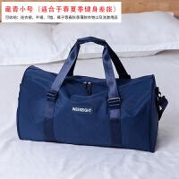 旅行收纳袋手提行李箱收纳袋整理包便携大容量短途单肩男女健身包
