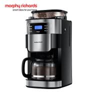 【支持万博客户端最新版卡】MORPHY RICHARDS/摩飞电器 MR1025 摩飞美式家用全自动滴漏咖啡机