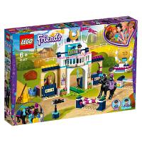 【当当自营】LEGO乐高积木好朋友Friends系列41367 6岁+斯蒂芬妮的马术大赛