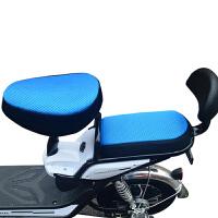电动自行车座垫套电瓶车防晒透气3D坐垫套电动车座套防水