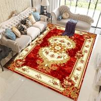 简约现代卧室家用客厅地毯北欧风茶几毯沙发地垫可水洗欧式小 GT- 1号