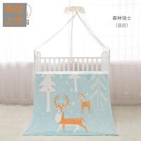 婴儿云毯宝宝毛毯空调毯幼儿园毯盖毯四季通用定制