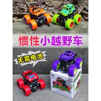 惯性四驱越野车儿童男孩抗耐摔玩具车模型车2-3-4-5岁宝宝小汽车
