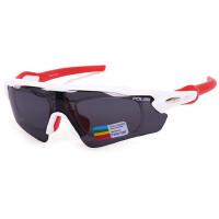 偏光骑行眼镜 户外运动男近视女 跑步自行山地车防沙风护目眼镜